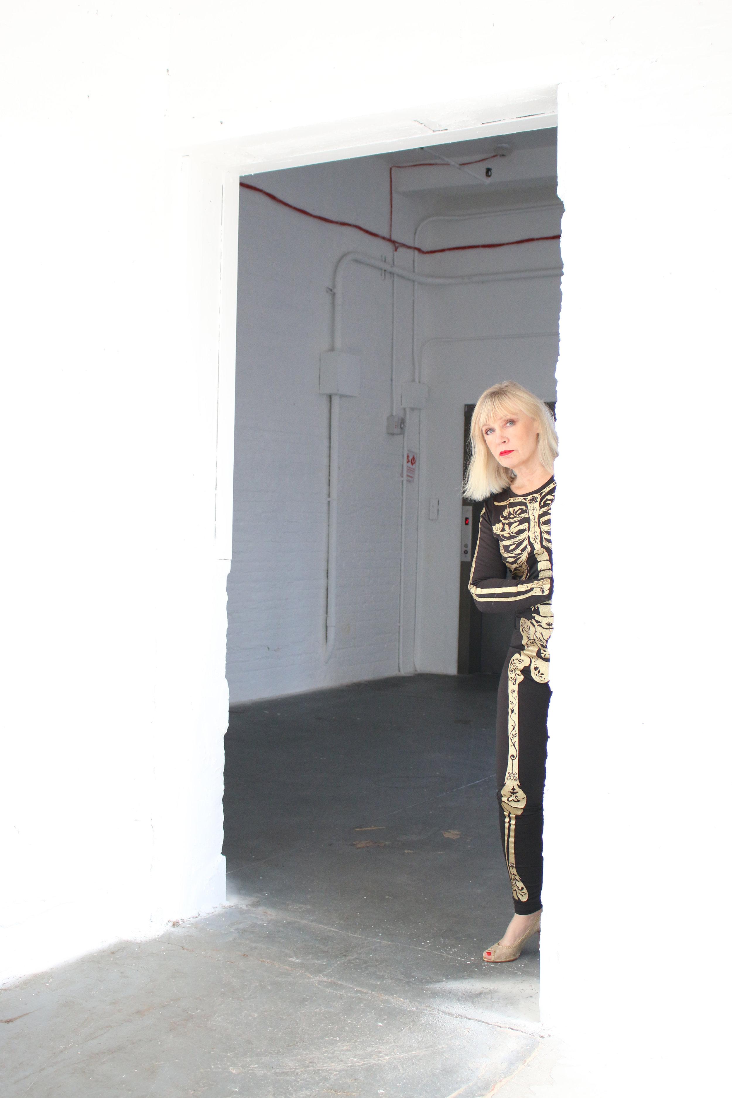 Halloween 2018 with Lucille Khornak