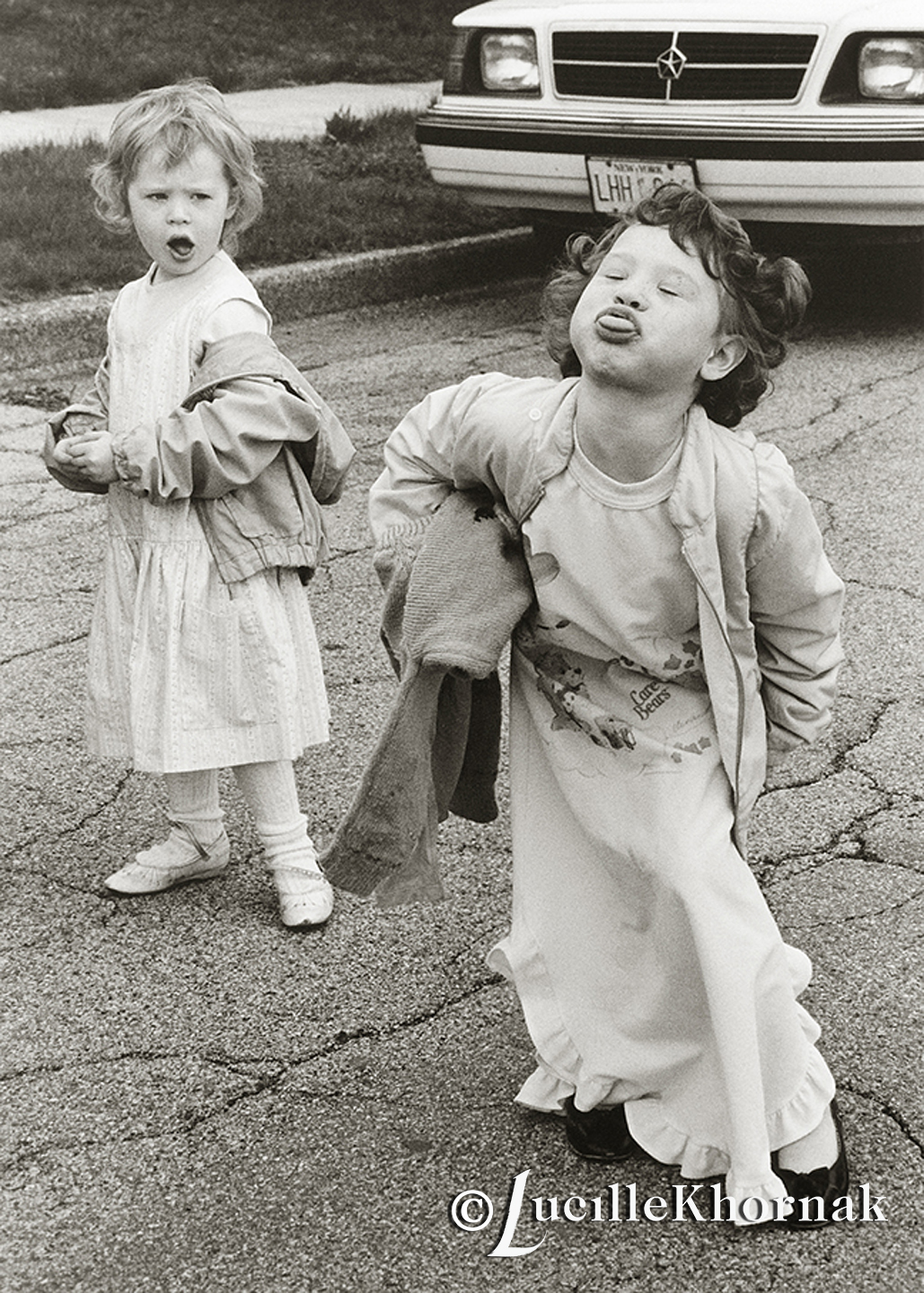 From my personal collection of children I photographed.