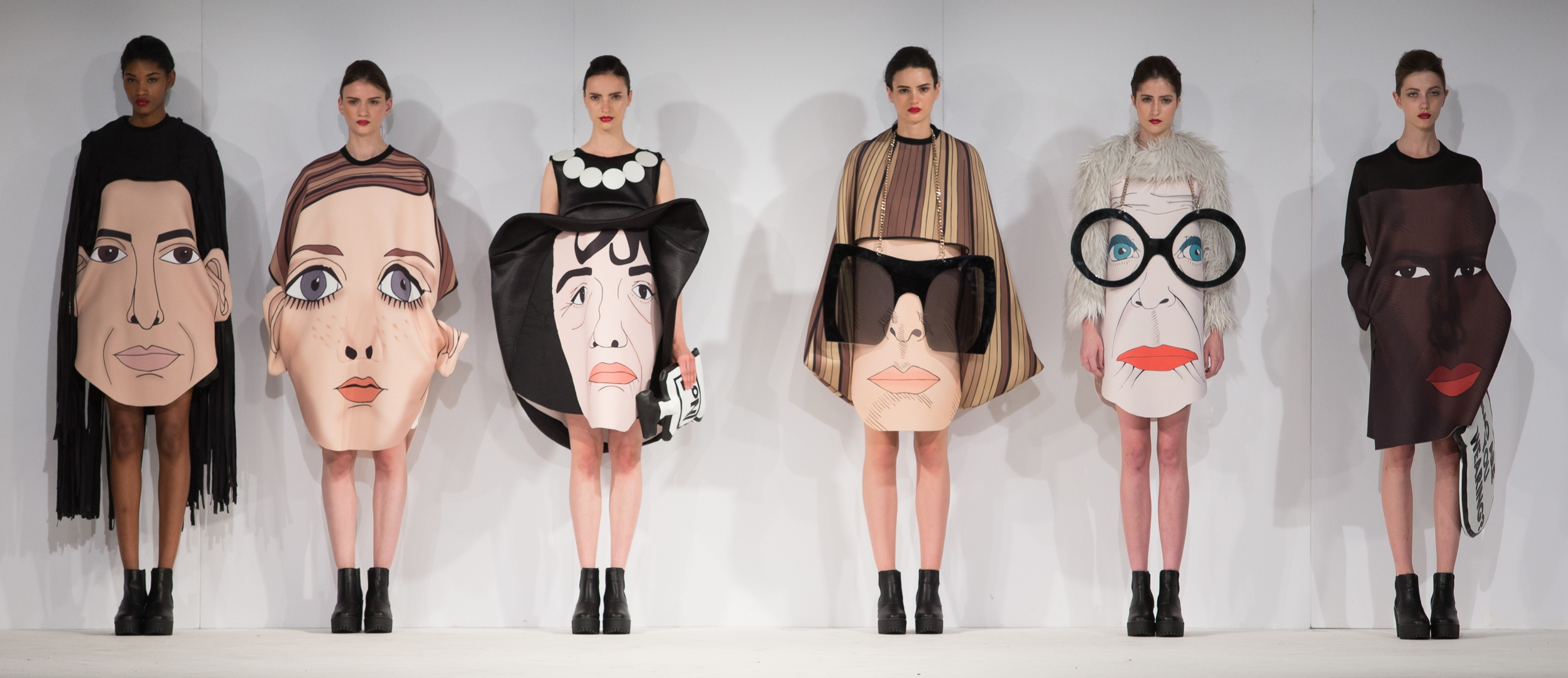 Yasmeen Uddin And Her Absolutely Fabulous Designs Graduate Fashion Week