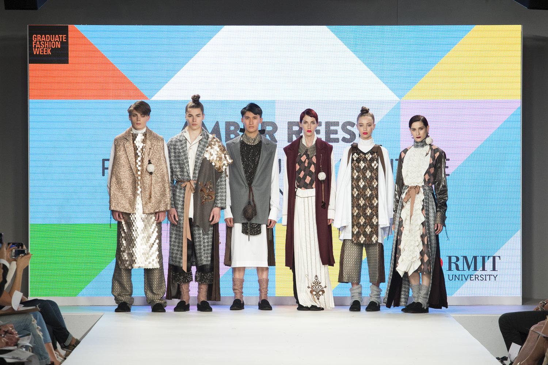 Rmit University Graduate Fashion Week
