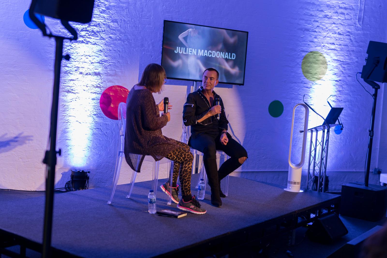 (Julien Macdonald in conversation with Hilary Alexander OBE The career of the King of Glamour by Debenhams) (Debenhams)  (06-06-2017) (image by Qavi Reyez)_-4.jpg