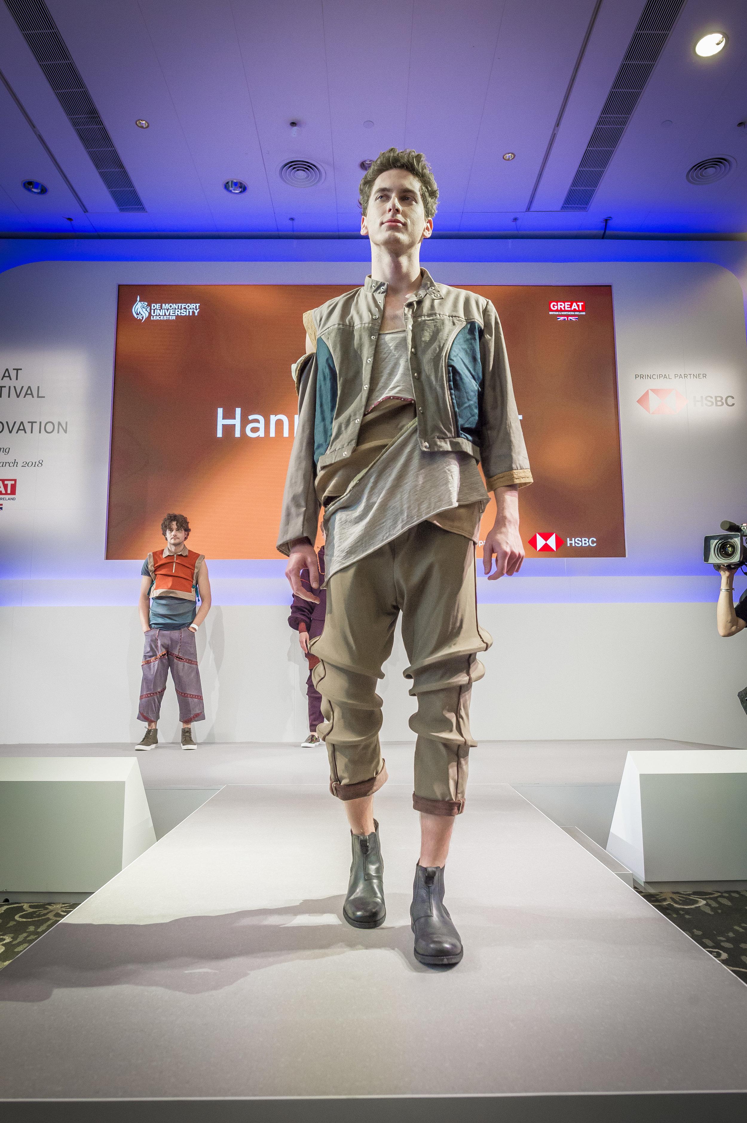 De Montfort University News Graduate Fashion Week