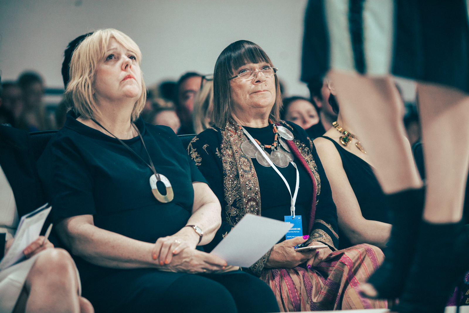 Elinor Renfrew, Hilary Alexander OBE - Rory James.jpg