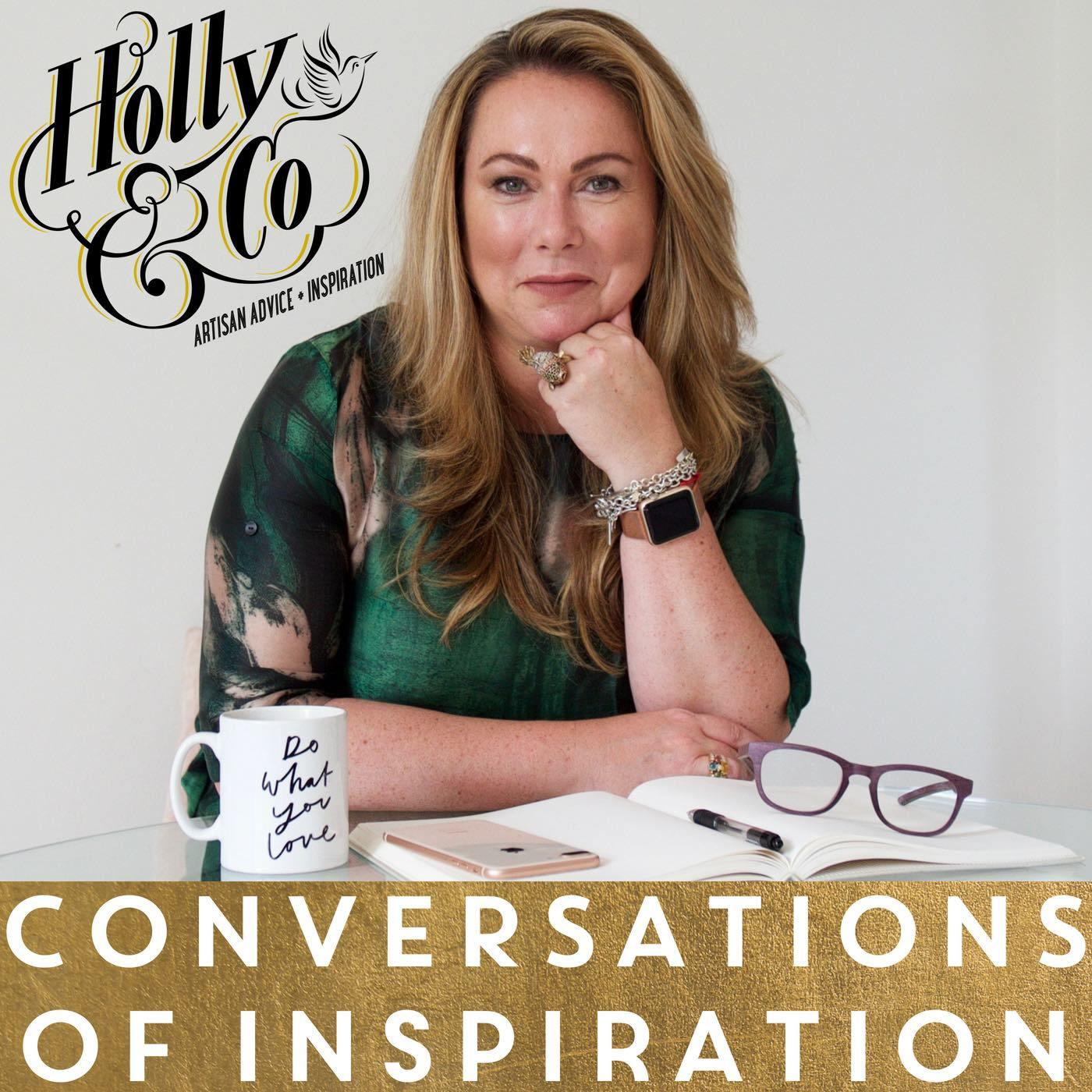 In Conversations of Inspiration, Holly Tucker talks to a new founder each week to hear the highs and lows encountered whilst building their business. -