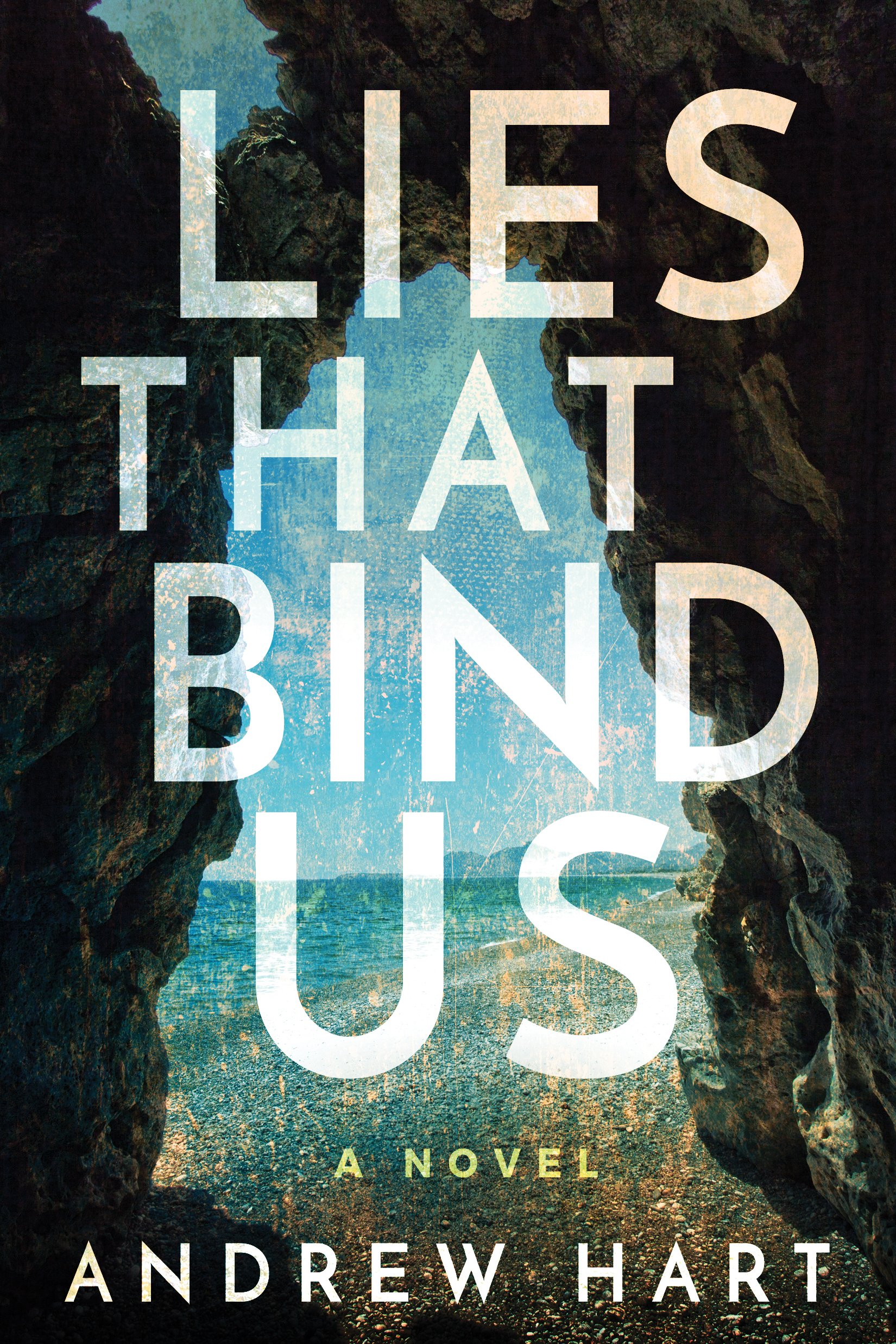 "Almitra Sewell, Office Manager: ""I'm reading Lies That Bind us by Andrew Hart — it's a thriller, so far what I have got from the book is: the main character went to Greece and has ended up being kidnapped!! (I think - I'm only 50 pages in!)"" -"