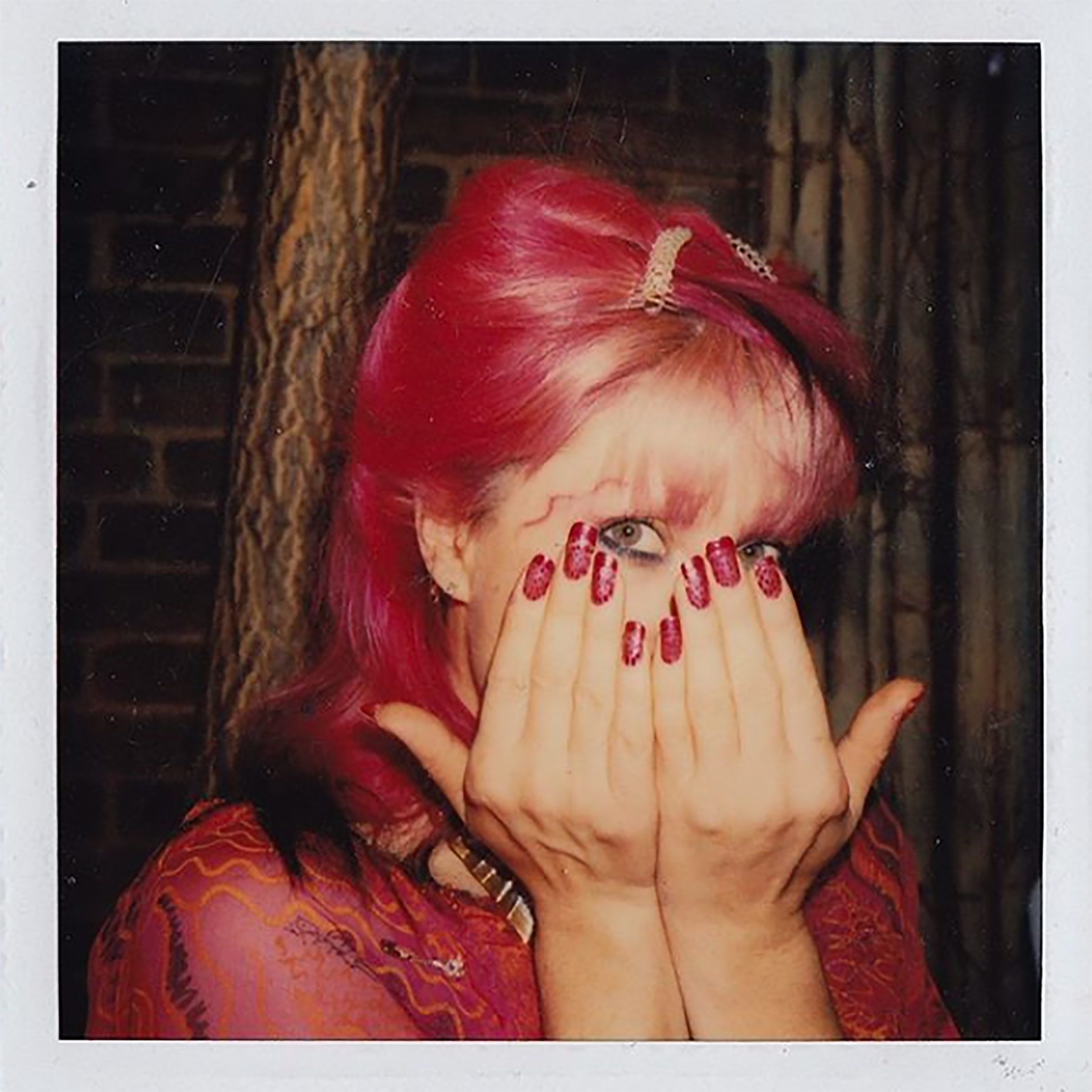 Z Pink Hair Pink Nails - Archived by Zandra With A Zee - Documentary about Zandra on run up to 50th Anniversary by Bridie O'Sullivan .jpg