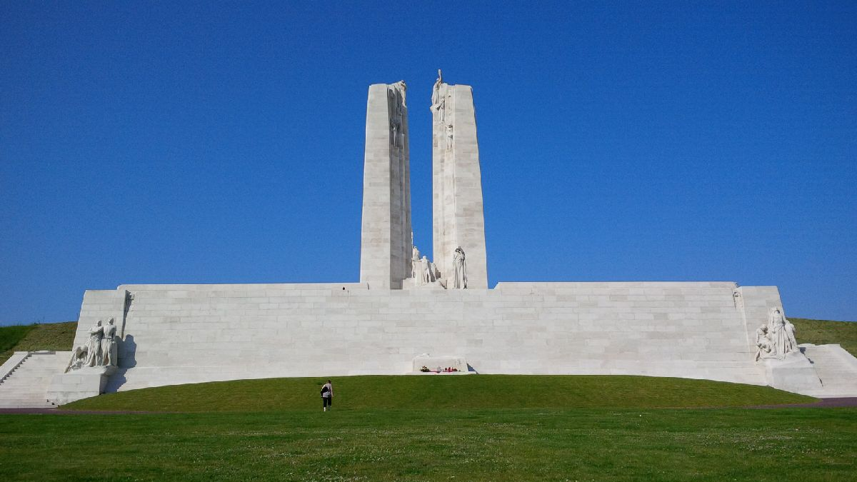 The Vimy Memorial