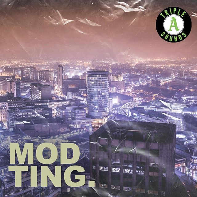My brothers don't dab we just vossi bop! One of many fire tracks featured on my newest mix #ModTing 🔥🇬🇧 Available now on your favourite streaming platform linked in my bio 📲 . . . #tripleasounds #music #uk #brum #afroswing #stefflondon #grime #drill #afrobeats #london #birmingham #mostack #stormzy #tionwayne #newukmusic #youngtandbugsey #colliebuddz #sneakbo #steelbanglez #beyonce #seanpaul #alunageaorge