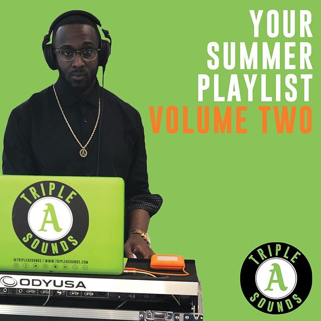 #YourSummerPlaylist Vol. 2 features the hottest new tracks mixed with your favourite throwbacks! Now streaming on your favourite platforms, hit the link in my bio to follow #TheTripleACollection on Spotify, Google Play, Apple Podcasts and more 📲 🎧 . . . #tripleasounds #dj #mixes #remixes #music #newmusic #streaming #podcast #houseremixes #top40 #mainstreammusic #throwbacks #apple #android #follow #subscribe #Windsor #toronto #detroit