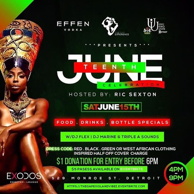 Get ready for @thegapex's #JUNETEENTH Island Vibez Day Party going down at Exodus Rooftop in Greektown TODAY! You can catch me on the decks spinning your favourite dancehall and soca bangers, so come out and bring your waistline and your sneakers cause the tracks will be FIRE 🔥 ⠀⠀⠀⠀⠀⠀⠀⠀⠀⠀⠀⠀⠀⠀⠀⠀⠀⠀⠀⠀⠀⠀⠀⠀⠀⠀⠀⠀⠀⠀⠀⠀⠀⠀⠀⠀⠀⠀⠀⠀⠀⠀⠀⠀⠀⠀⠀⠀⠀⠀⠀⠀⠀⠀⠀⠀⠀⠀⠀⠀⠀⠀⠀⠀⠀⠀⠀⠀⠀⠀⠀⠀⠀⠀⠀⠀⠀⠀⠀⠀⠀⠀⠀⠀⠀⠀⠀⠀⠀⠀⠀⠀⠀⠀⠀⠀⠀⠀⠀⠀⠀⠀⠀⠀⠀⠀⠀⠀⠀⠀⠀⠀⠀⠀⠀⠀⠀⠀⠀⠀⠀⠀⠀⠀⠀⠀⠀⠀⠀⠀⠀⠀⠀⠀⠀⠀⠀⠀⠀⠀⠀⠀⠀⠀⠀⠀⠀⠀⠀⠀⠀⠀⠀⠀⠀⠀⠀⠀⠀⠀⠀ #tripleasounds #dj #music #detroit #greektown #liveset #cjamfm #carribeanriddimz #fujipromotions #thegapexperience #afrobeats #dancehall #soca #detroitanthems #food #rooftop #dayparty #downtowndetroit #carnival #summer #rooftopparty #newmusic