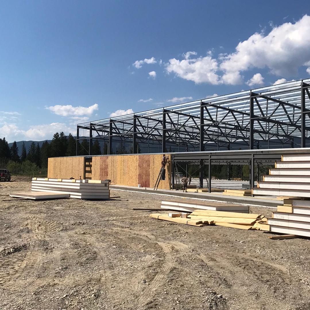 Akisqnuk Recreation Centre