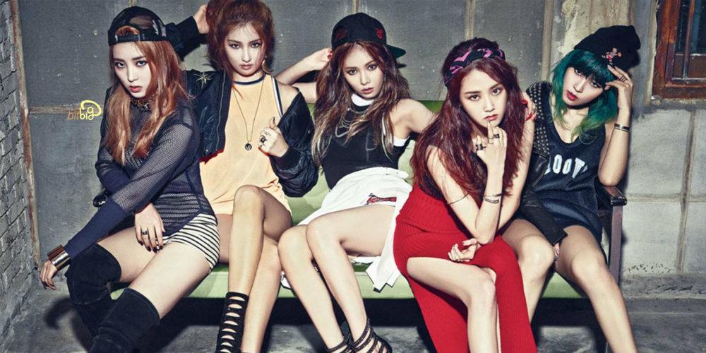 History of K-Pop: 4Minute — The Kraze
