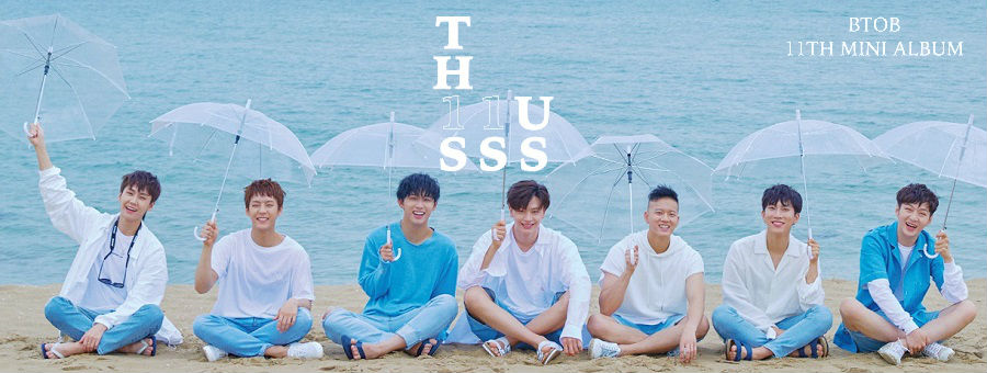 BTOB is Back With THIS IS US — The Kraze