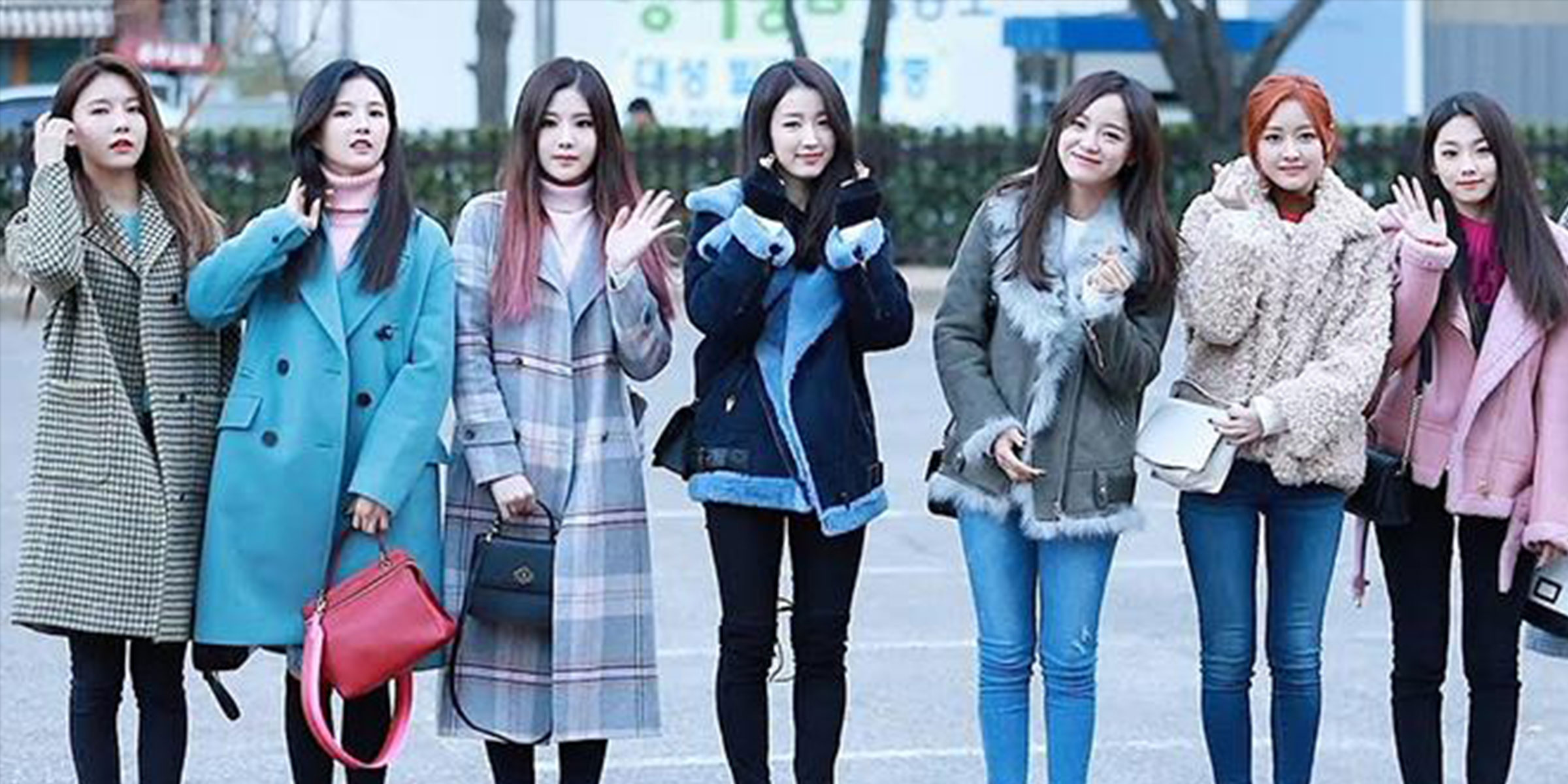 Winter Ideas Inspired By K Pop Airport Fashion The Kraze
