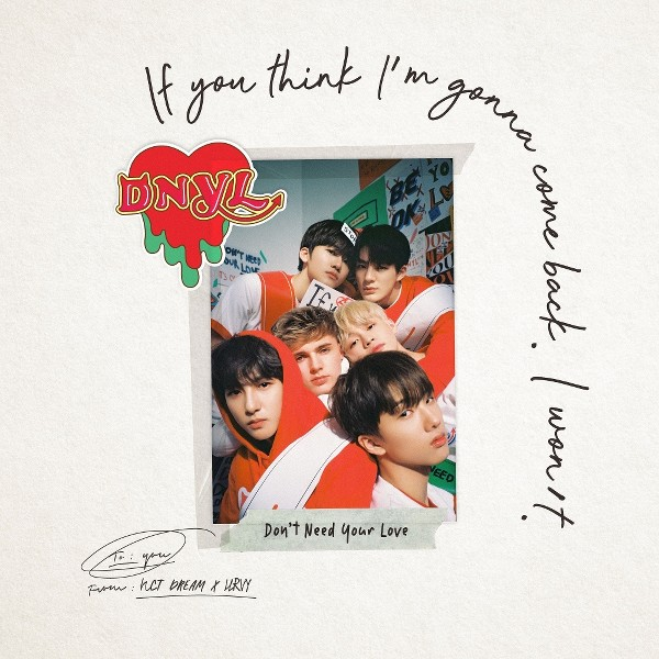 NCT Dream Joins the DNYL club — The Kraze