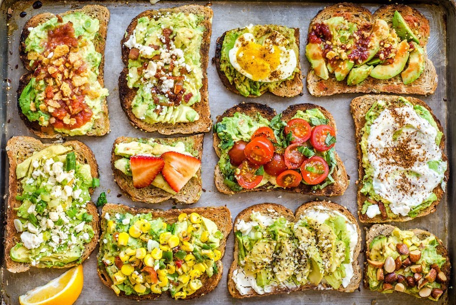 avocado 11 ways