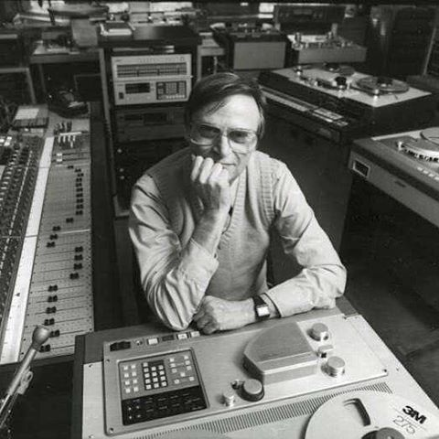 """""""All I'll say is nothing is simple, everything is complex."""" #RudyVanGelder on how he got his sound. #sonicgod #theimportanceofagreatsoundengineer  #goodbye #bluenotesound"""