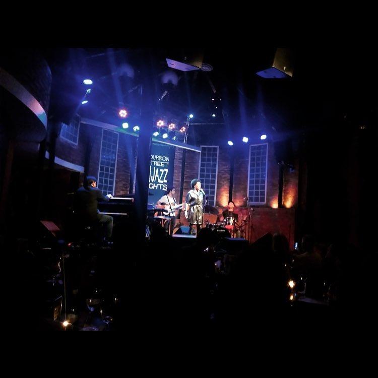 Last night. #saopaulo #brasil #bourbonstreetmusicclub 💯🇧🇷🔥😻 #onstage