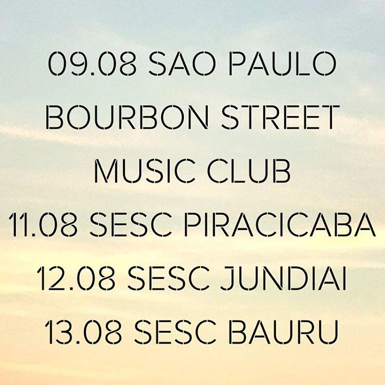 #sesc70anos #jazzeblues #brazil