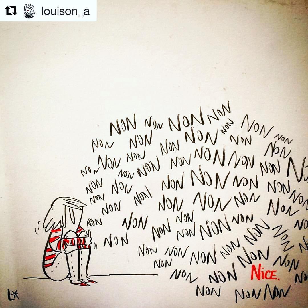 Non. 💔 #Repost @louison_a  (at Planet Earth)