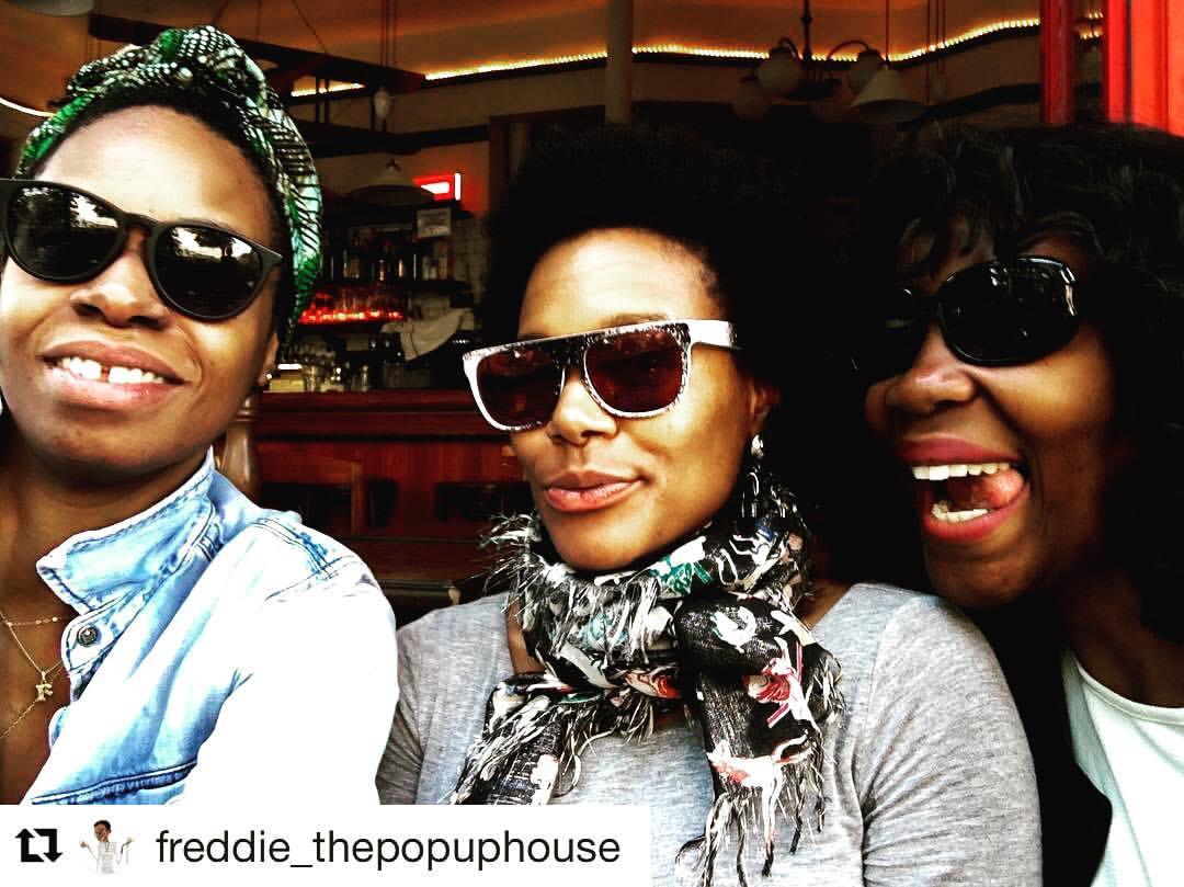 #bcws with my ladies @freddie_thepopuphouse @aldepaname1 #apero