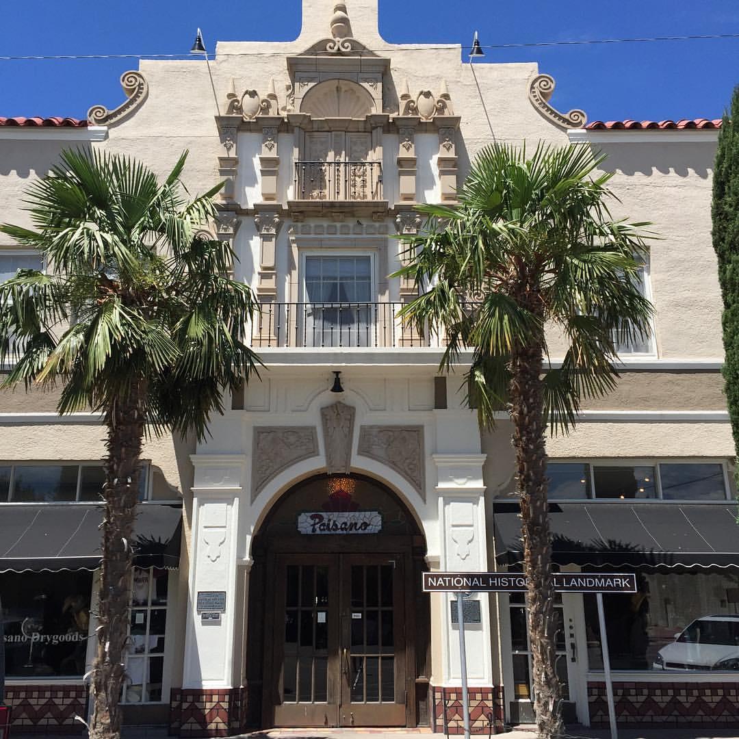 #paisano #hotellife #marfa #texas #roadtripping  (à Hotel Paisano)