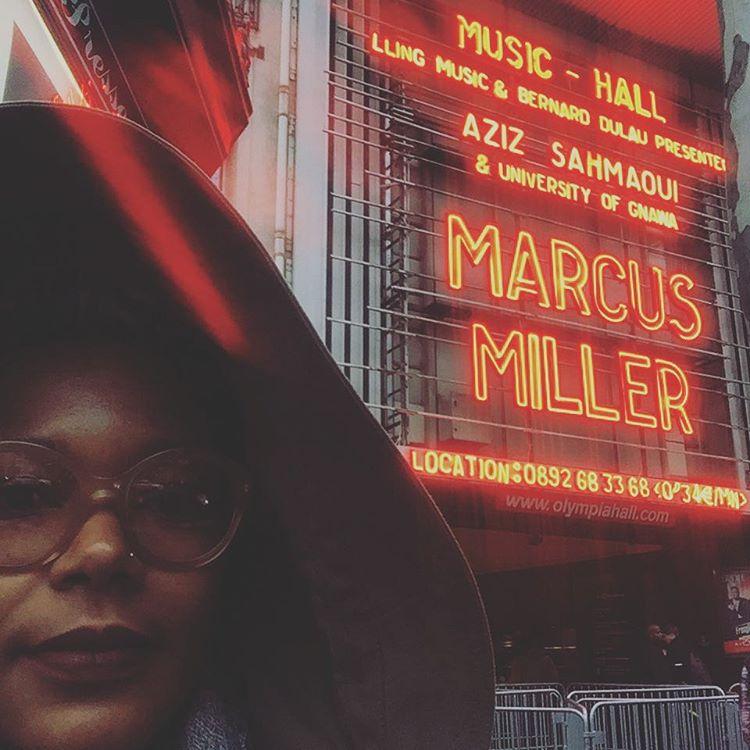 Going to see a #master tonight #marcusmiller @marcusmiller1 #inspiration #musicislife #musicjunkie #concerts #livemusic #bass #rockstar  (à L'Olympia)