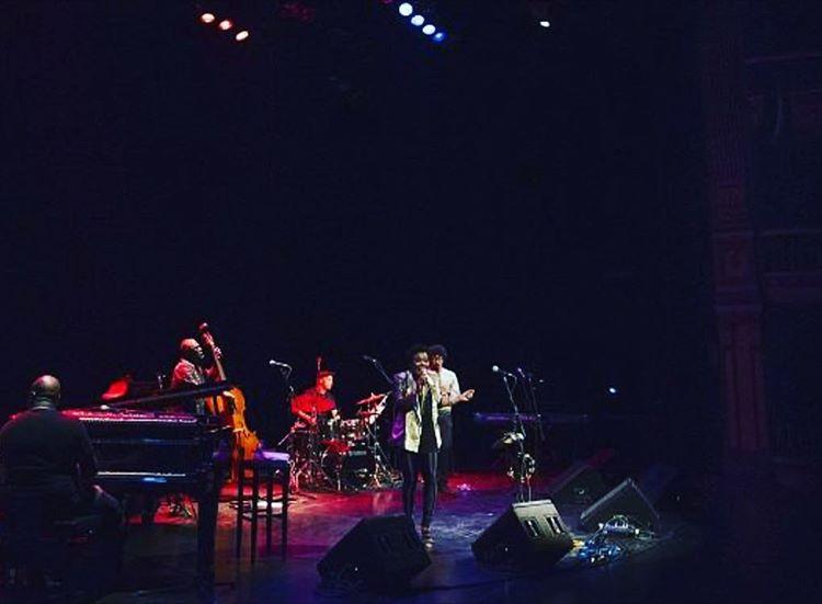 📷 Daniel Perez #malaga #onstage #teatrocervantes #spain @lukesmithmusic @marijusbaraban @thereallevelneville #luigigrasso