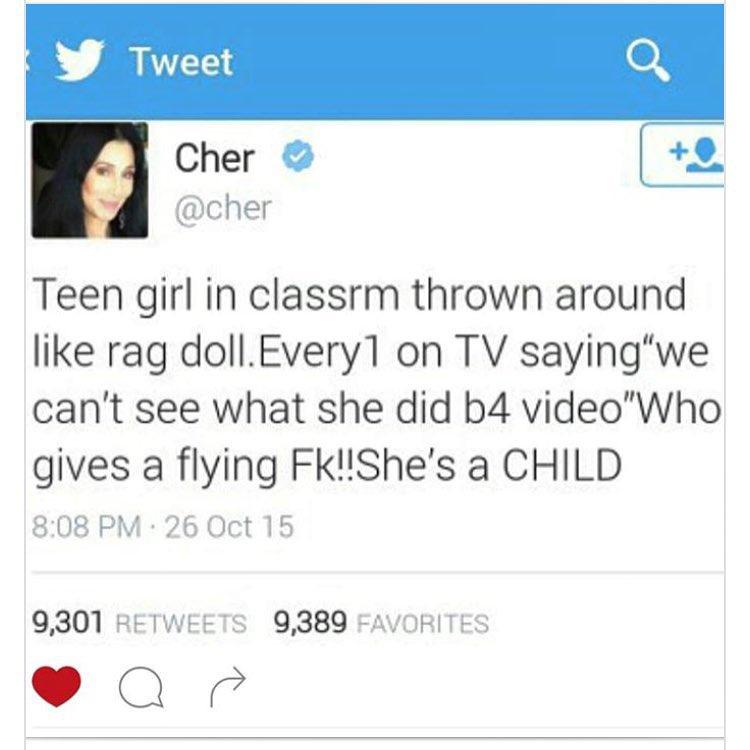 #Cher #realtalk