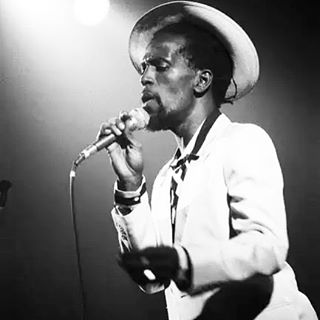 Goodbye Gregory Isaacs. I fell In Love with Reggae thanks to your smooth voice and tilted hat. #thankyou