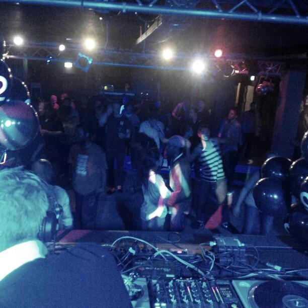 Love on the dance floor @22tracks #paris
