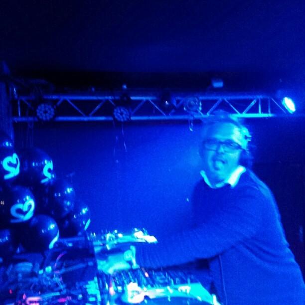 @sciencedeejay Killing the dance floor right now @22tracks #paris #1year #hbd #drumnbass #funkstastics