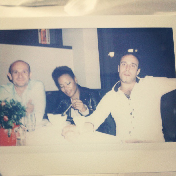 Real life #instagram #polaroid #chateauxdeclervaux  #luxembourg #luigigrasso #jeromebach and #me
