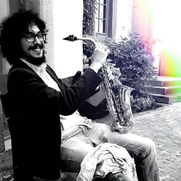 One of my favorite guys. #luigigrasso #coolcat #rawtalent