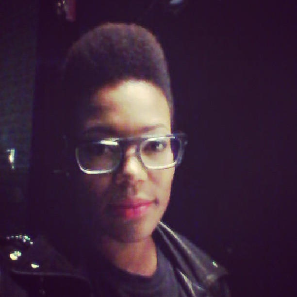 New glasses! #vinylfactory #cohen On my  way to the #socialclub @mouloudachour  and friends party… #parisianlifestyle
