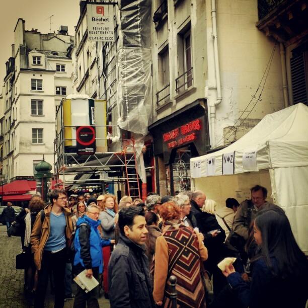#jazzdayparis @IntlJazzDay Get your tickets! #ruedeslombards