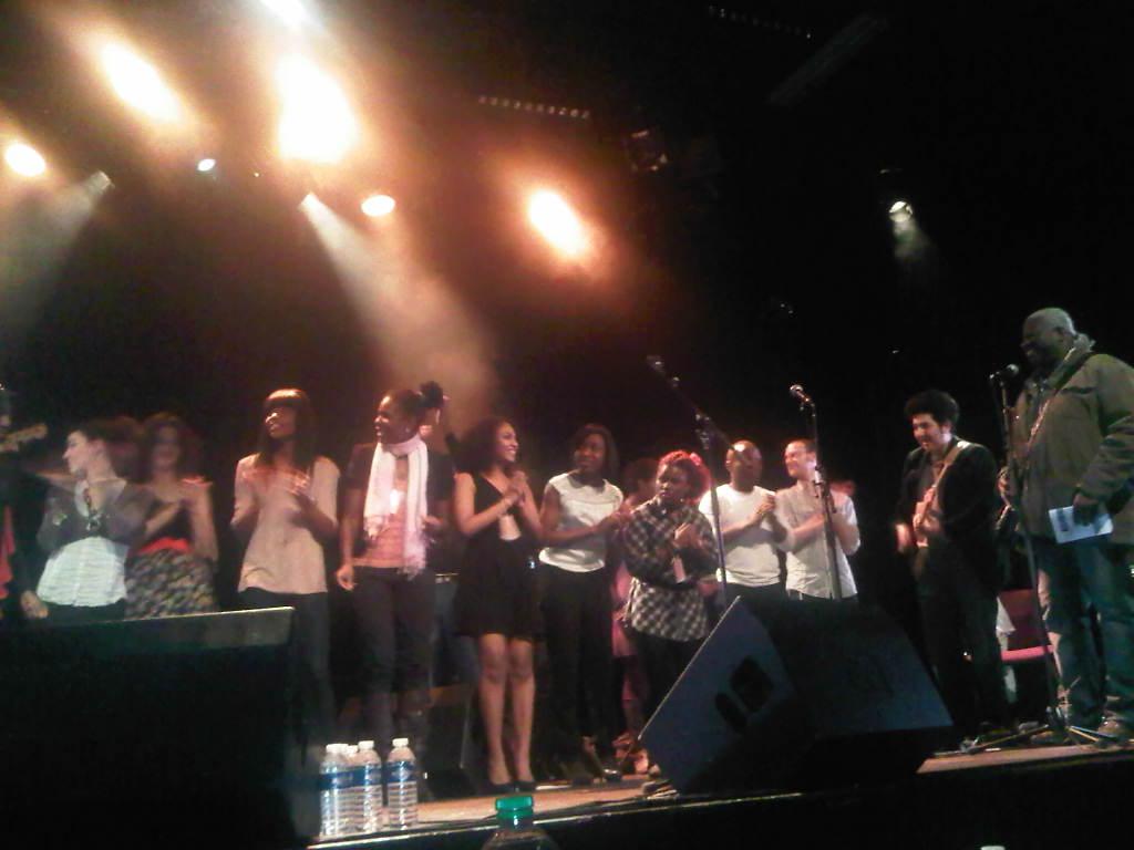 Sankofa Soul Contest @ Villeurbanne, France 5th year…  Everybody loves soul!