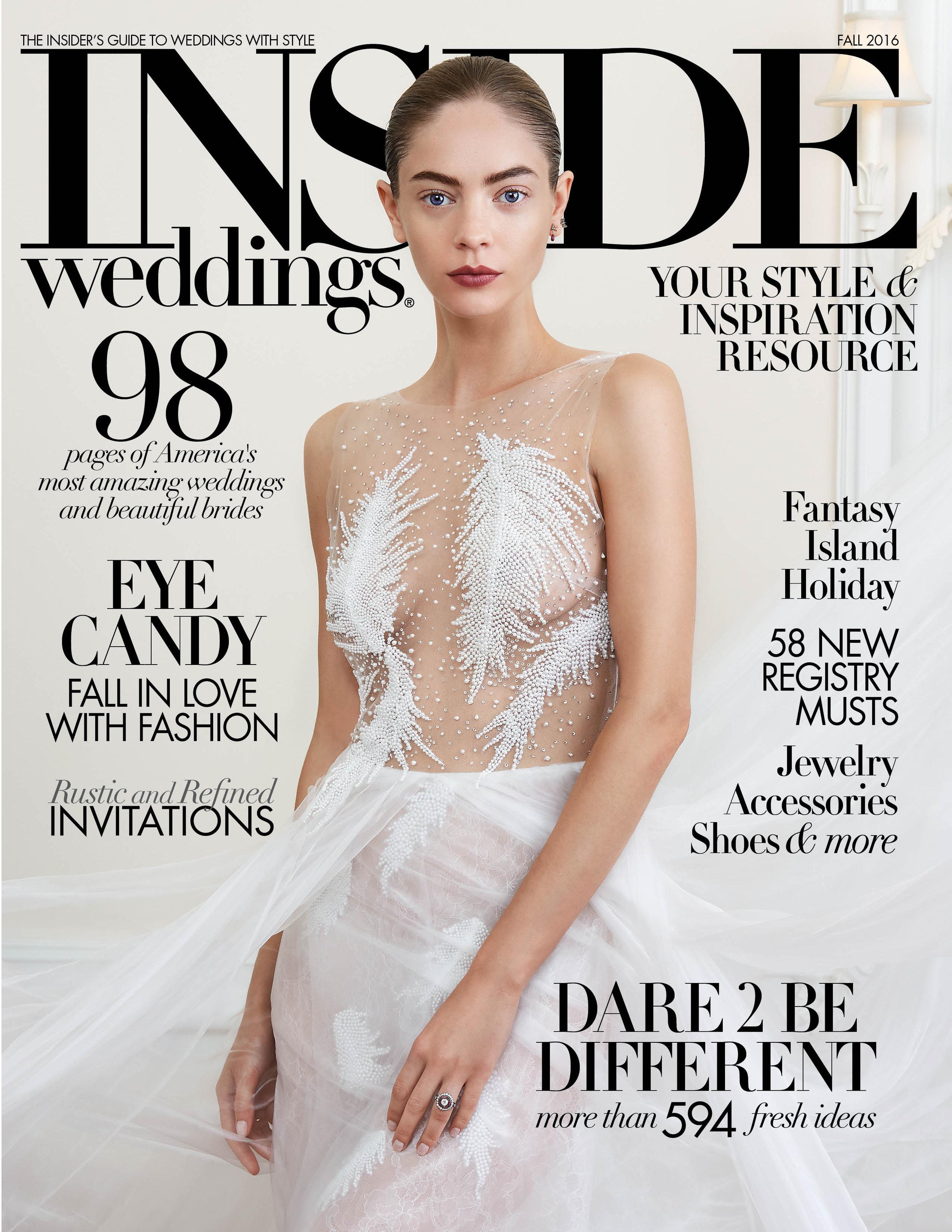 Inside Weddings [PRINT]