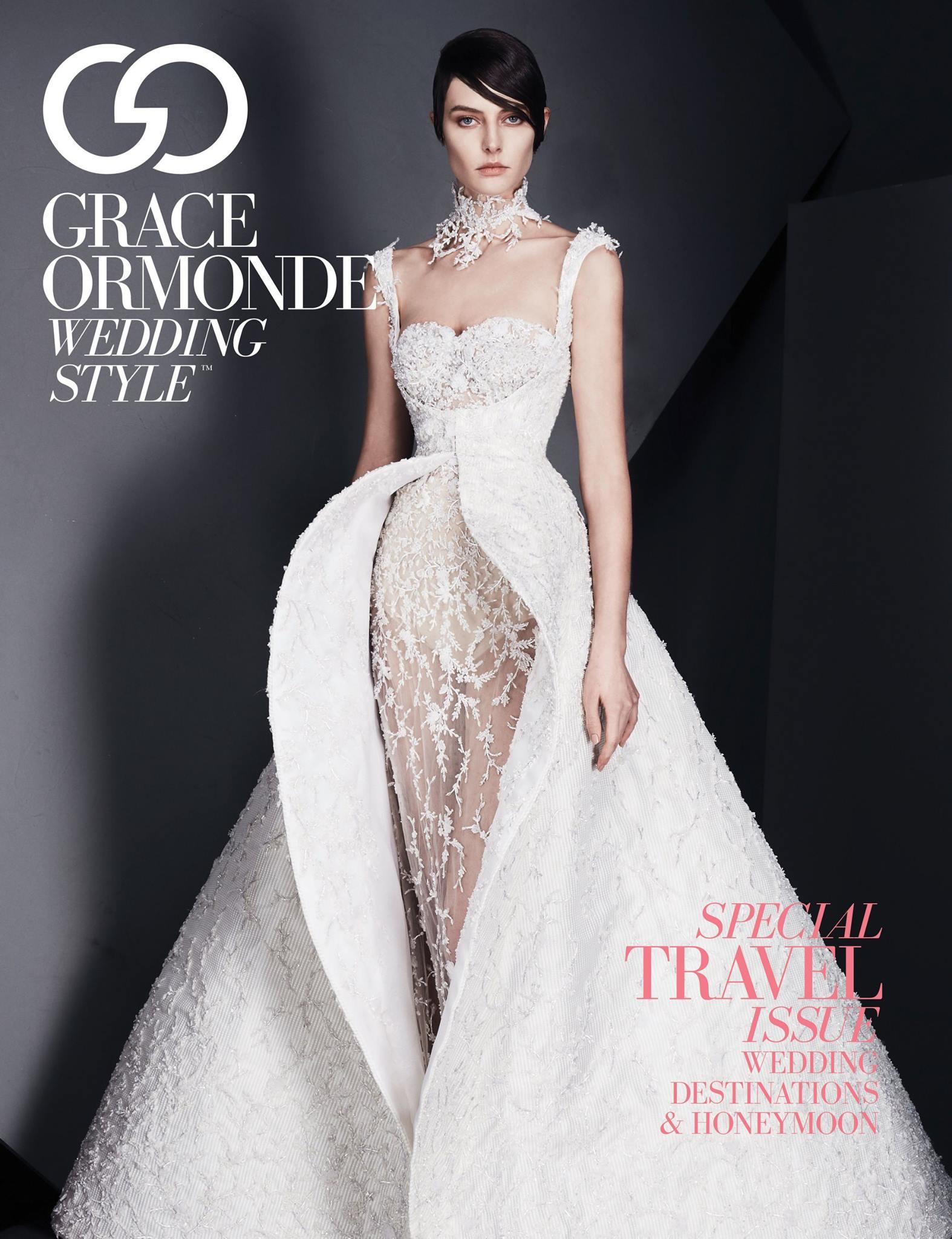 Grace Ormonde Wedding Style 2017