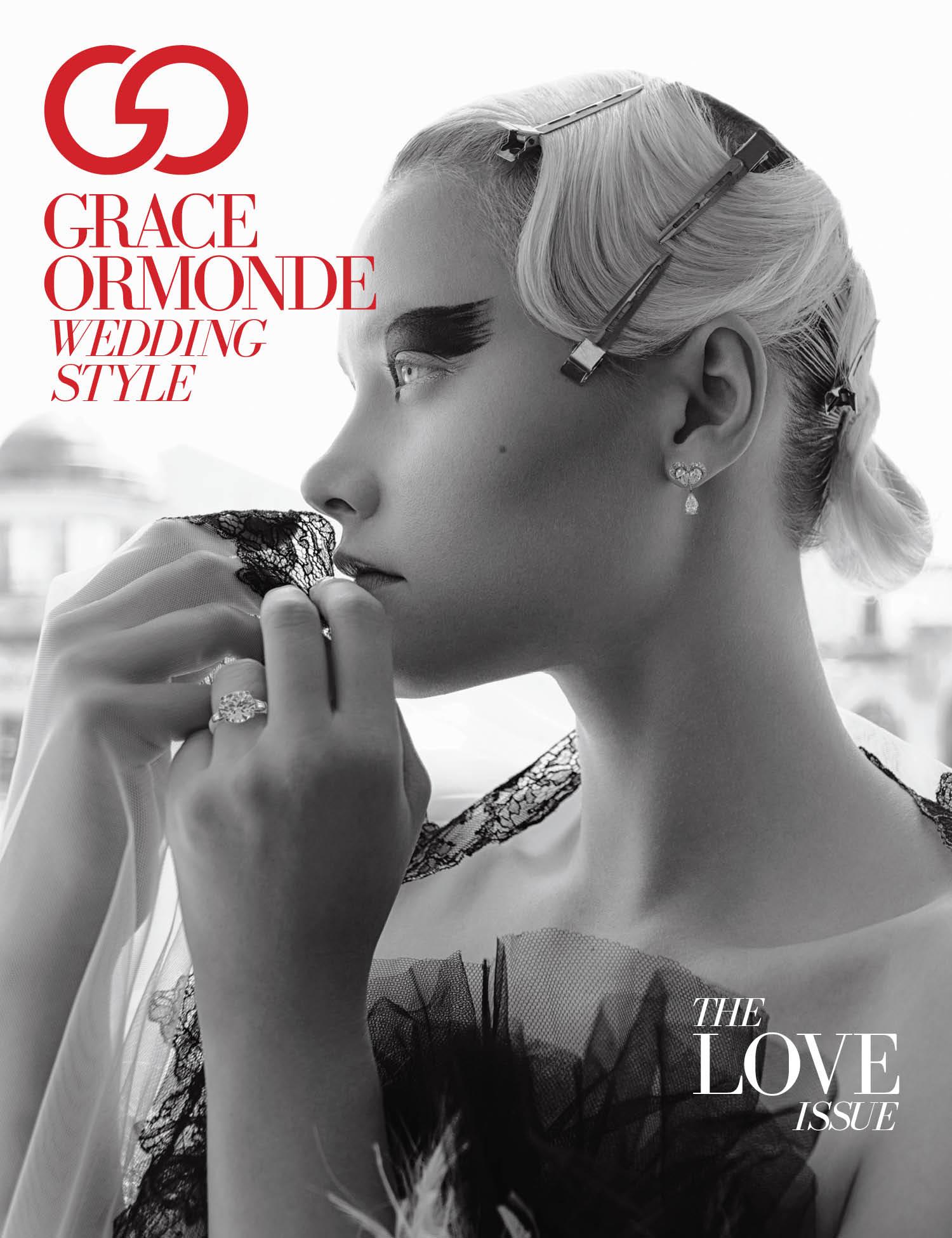 Grace Ormonde Wedding Style 2018