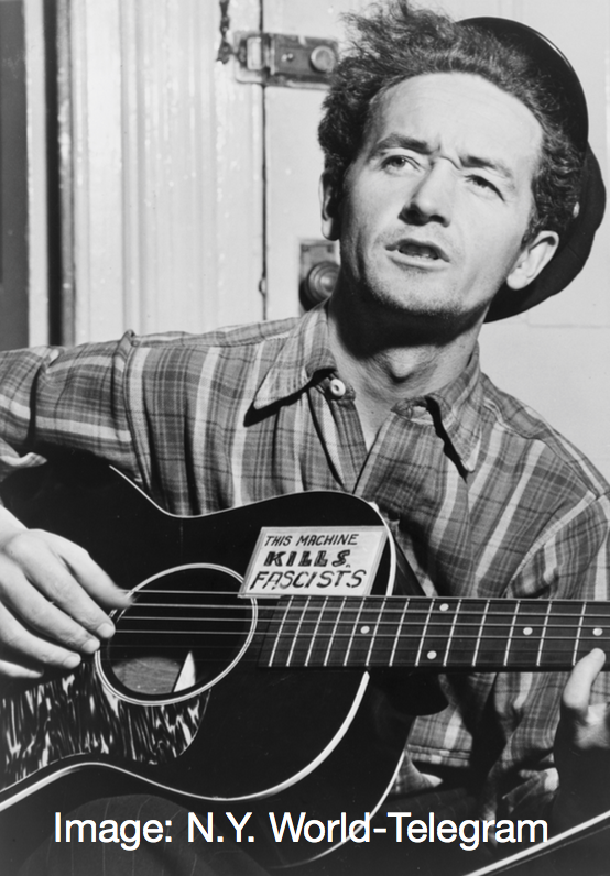 In 1967, folk-singer Woody Guthrie died from complications of Huntington Disease. His widow, Marjorie Guthrie, went on to become an advocate for research leading to Wichita hosting public testimony for a Congressional Hearing on HD in 1977.