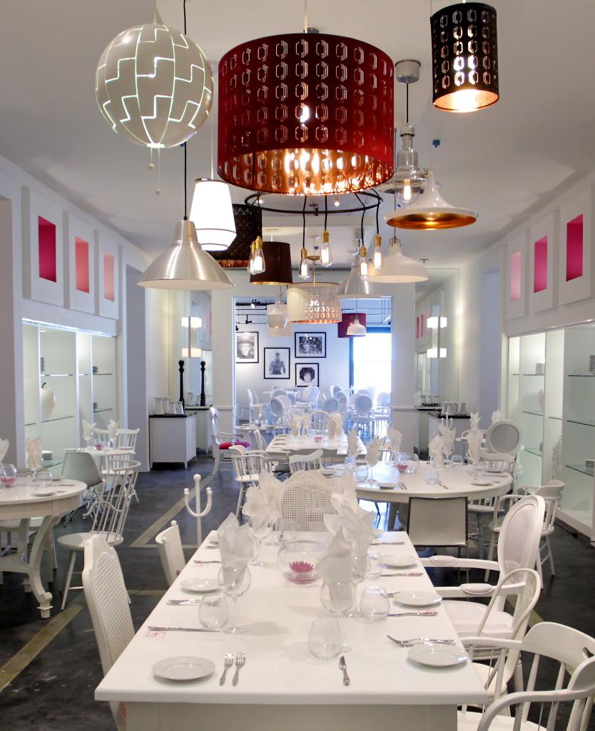 Inside - Eight4Nine Restaurant