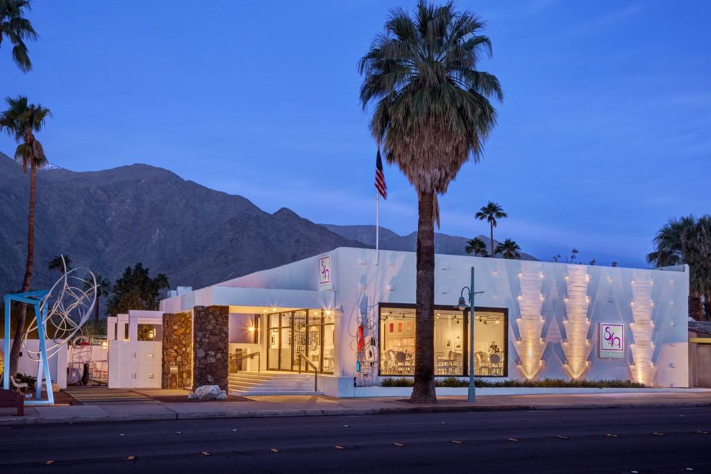 Eight4Nine Restaurant Palm Springs, CA