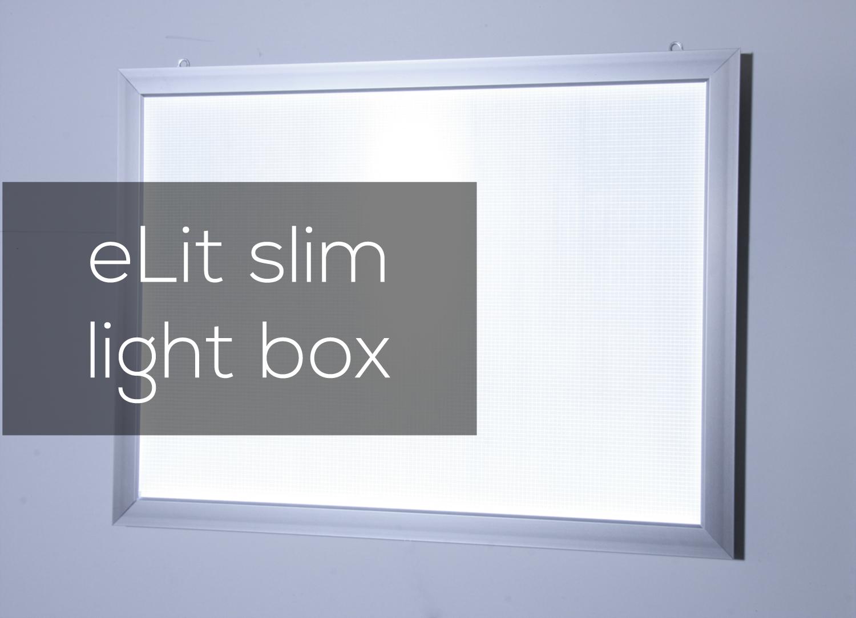 LED light box link