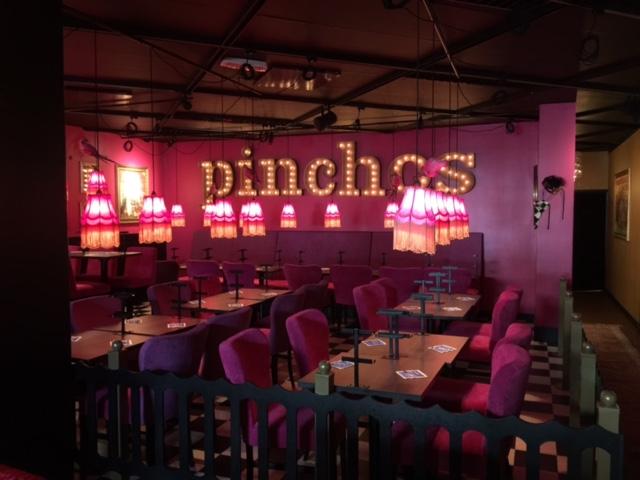 Pinchos kult sted i Umeå
