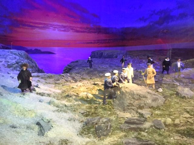 Utstilling i Nordkappmuseet