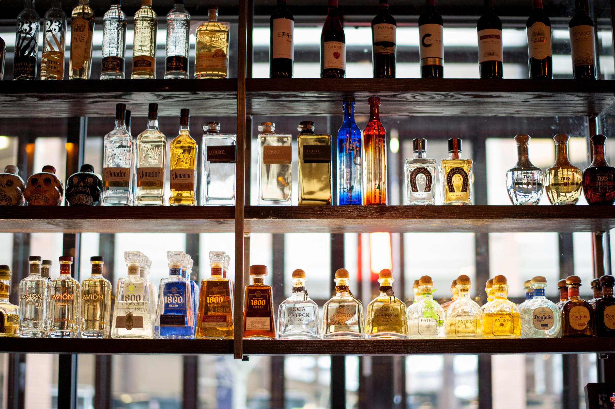 Moctezuma's Southcenter Bar