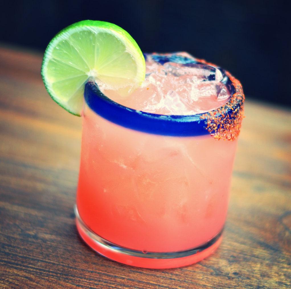 Moctezuma's Watermelon Margarita