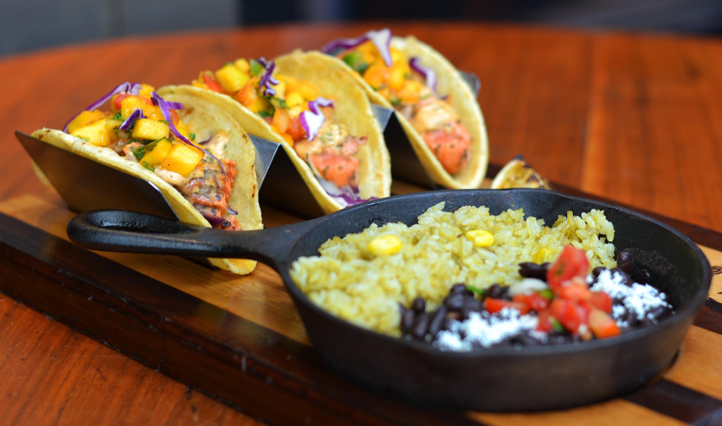 Steelhead Tacos