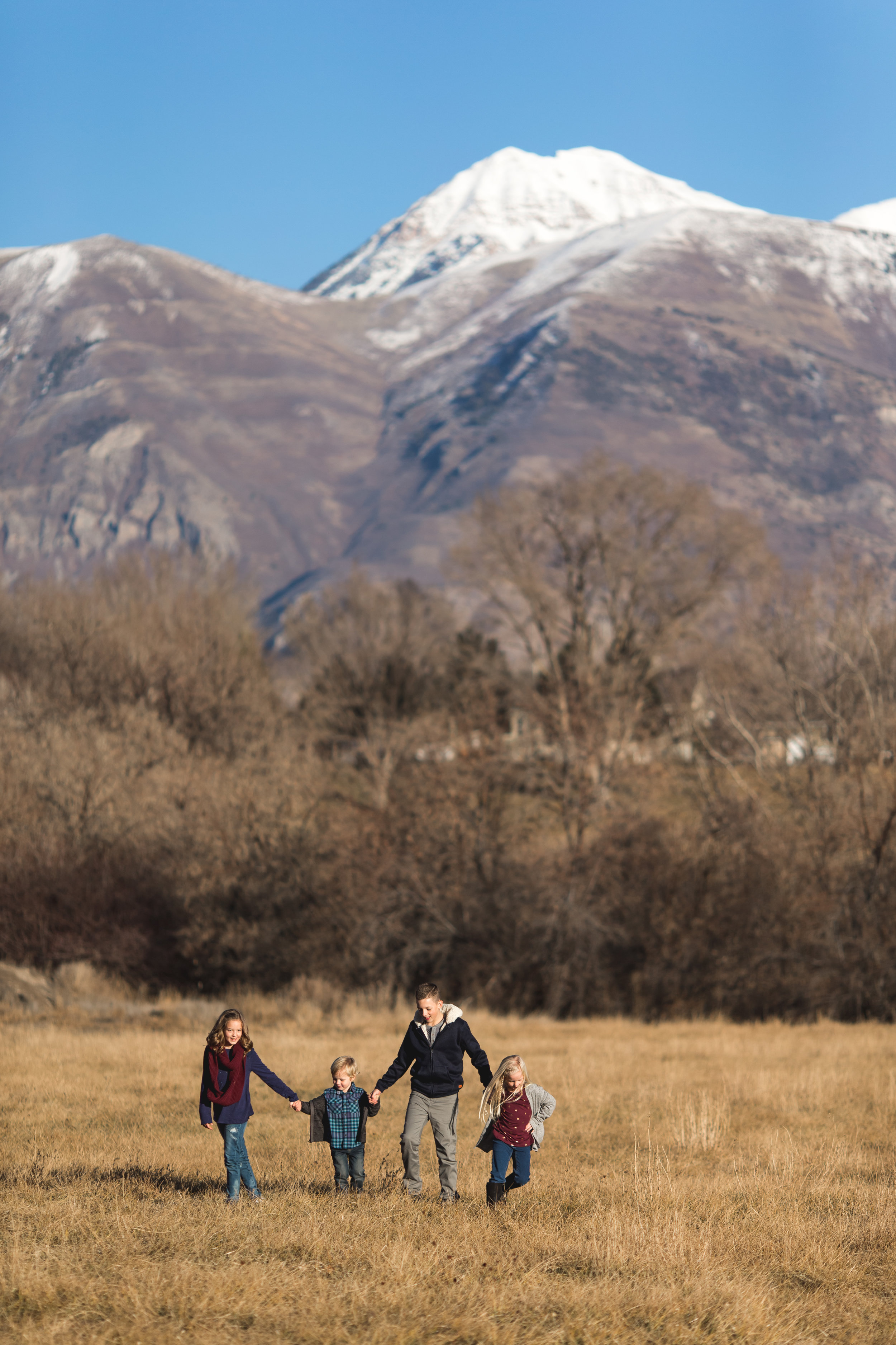 New to Utah ~ Lifestyle Sunset Family Session {American Fork photographer}